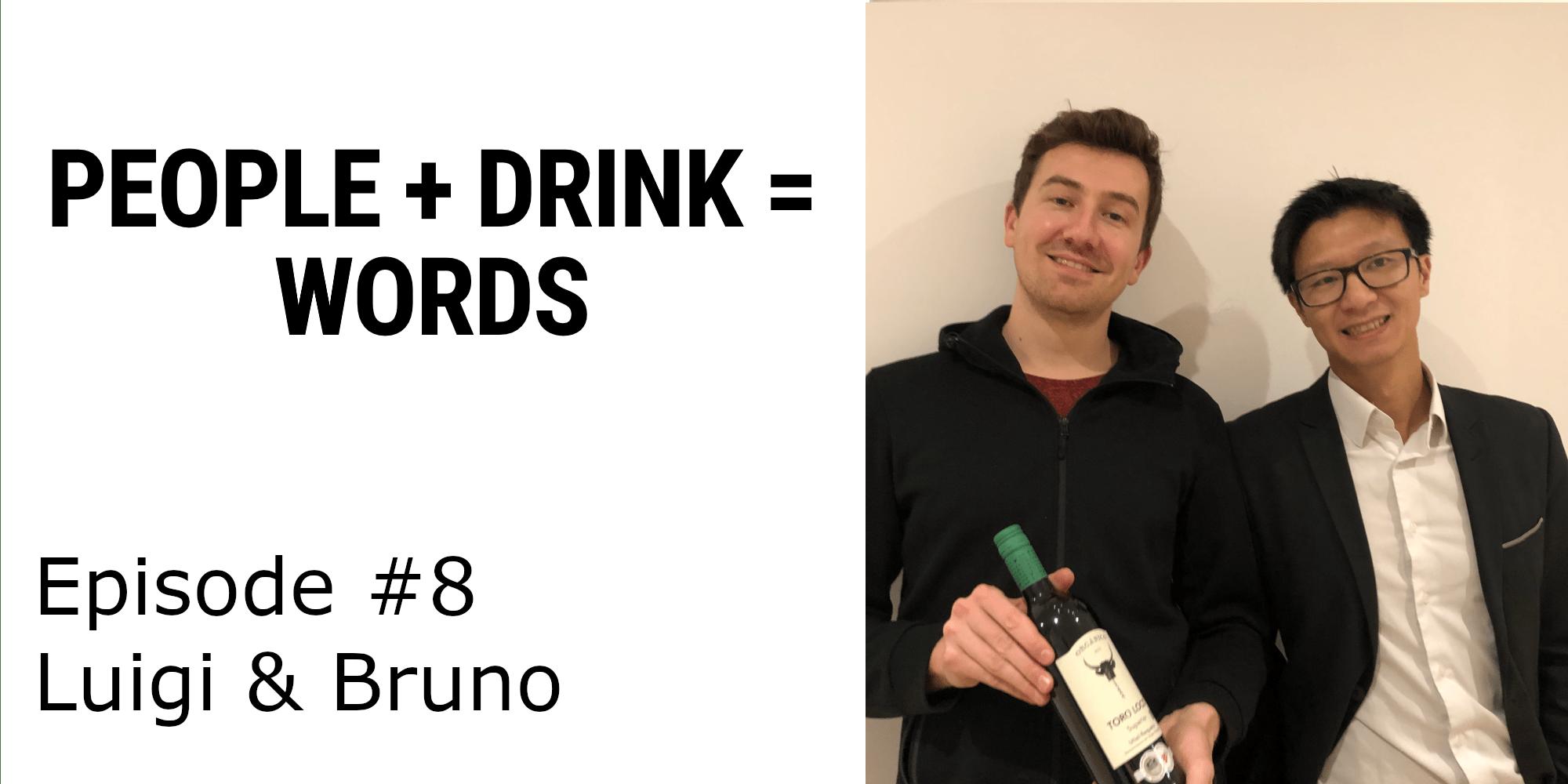 pdw episode 8 Luigi & Bruno